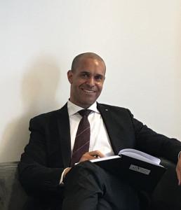 Advokat Dennis Sander
