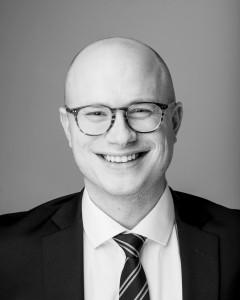 Advokat Fredrik Aasen
