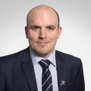 Advokat Simen Perminow Skjønsberg