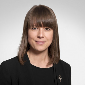 Advokat Sherin Vegge