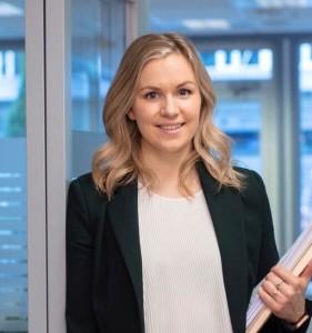 Advokat Hanne Katrine Mundal