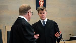 Advokat Bernt Heiberg