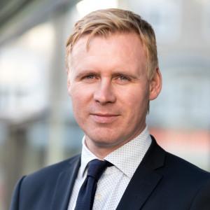 Advokat Kristian Osen Fagertun